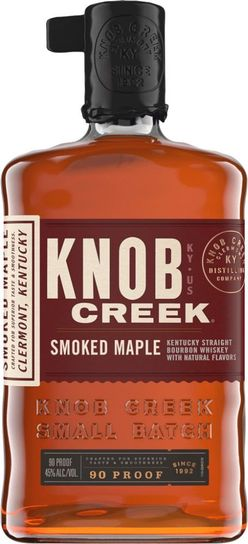 Knob Creek Smoked Maple 0,75l 45%
