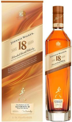 Johnnie Walker Ultimate Gold 18y 0,7l 40% GB