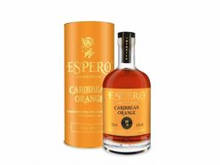 Espero Creole Caribean Orange 0,7l 40% GB