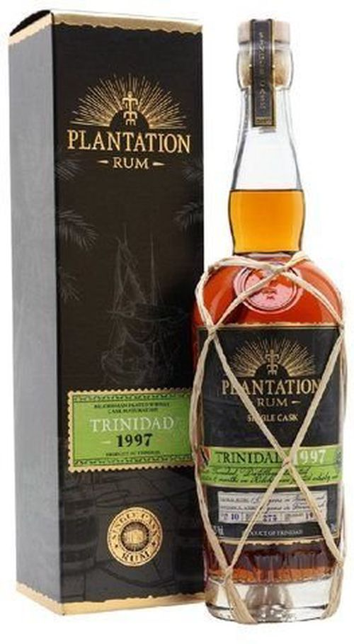 Plantation Trinidad Single Cask 1997 22y 0,7l 45,2%