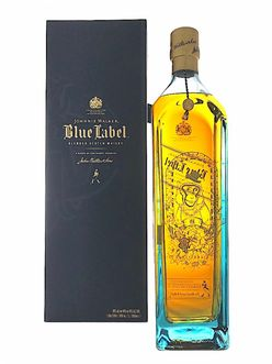 Johnnie Walker Blue Label Monkey 1l 40%