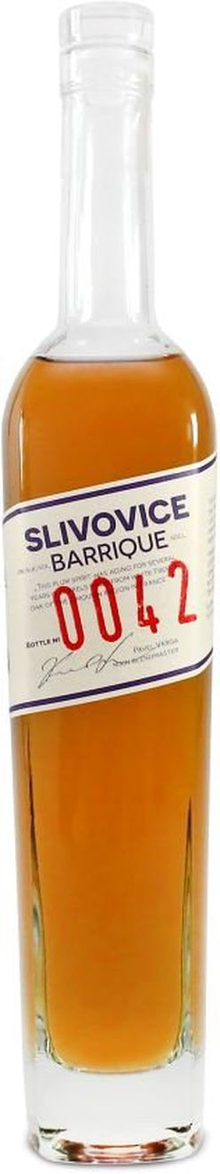 Slivovice Barrique 0,5l 43%