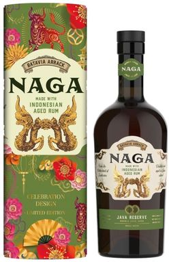 Naga Java Reserve Celebration 7y 0,7l 40% GB L.E.