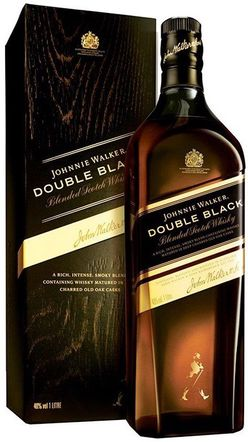 Johnnie Walker Double Black 1l 40% GB