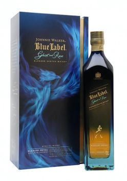 Johnnie Walker Blue Label Ghost and Rare Glenury Royal 0,7l 43,8% GB L.E. / Rok lahvování 2019